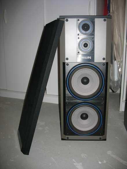 ¿Alguien sabe qué modelo de cajas Philips son? FB565%204